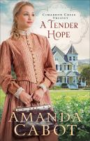 Cover image for A tender hope