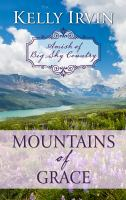 Cover image for Mountains of grace