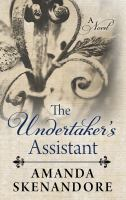 Cover image for The undertaker's assistant
