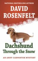Cover image for Dachshund through the snow