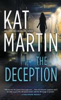 Cover image for The deception