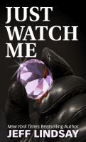 Cover image for Just watch me