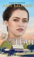 Cover image for A love for Leah