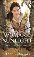 Cover image for Woman of sunlight