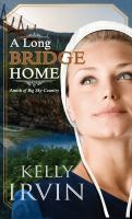 Cover image for A long bridge home