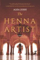 Cover image for The henna artist : a novel