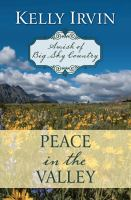 Cover image for Peace in the valley