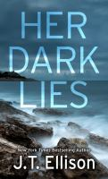 Cover image for Her dark lies