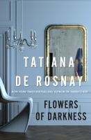 Cover image for Flowers of darkness : a novel