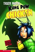 Cover image for Tiger Moth, Kung Pow chicken