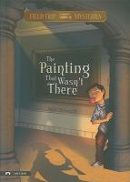 Cover image for The painting that wasn't there