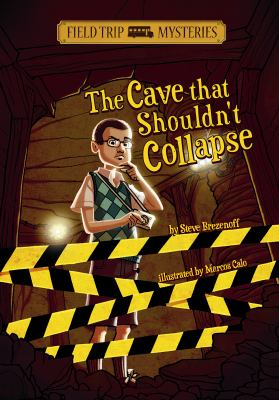 Cover image for The cave that shouldn't collapse