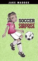 Cover image for Soccer surprise