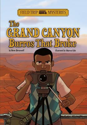 Cover image for The Grand Canyon burros that broke