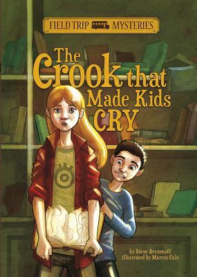 Cover image for The crook that made kids cry