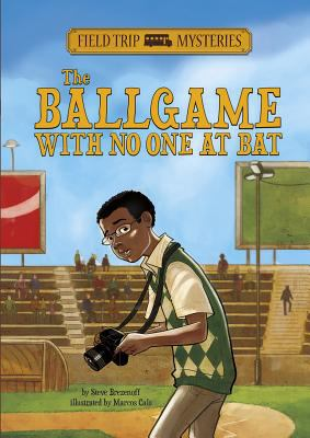 Cover image for The ballgame with no one at bat