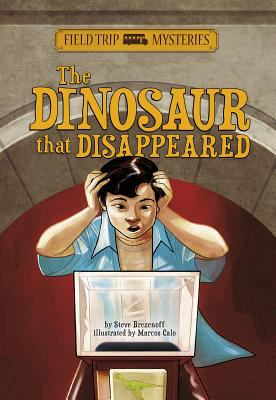 Cover image for The dinosaur that disappeared