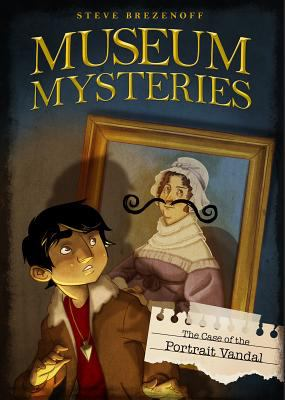 Cover image for The case of the portrait vandal