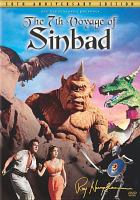 Cover image for 7th voyage of Sinbad