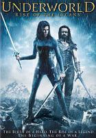 Cover image for Underworld. Rise of the Lycans