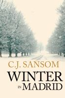 Cover image for Winter in Madrid