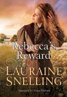 Cover image for Rebecca's reward