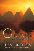 Cover image for Genghis bones of the hills