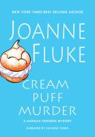 Cover image for Cream puff murder