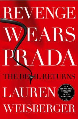 Cover image for Revenge wears Prada : the devil returns