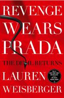 Cover image for Revenge wears Prada : the devil returns