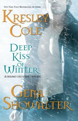 Cover image for Deep kiss of winter