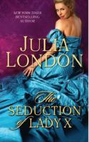 Cover image for The seduction of Lady X