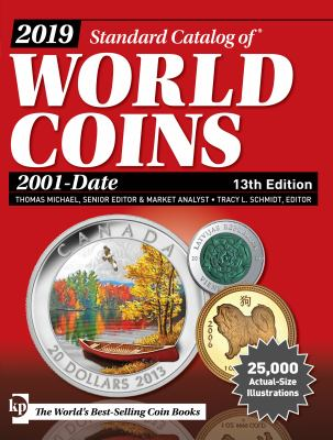 Cover image for Standard catalog of world coins. 2001-date
