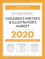 Cover image for Children's writer's & illustrator's market. 2020