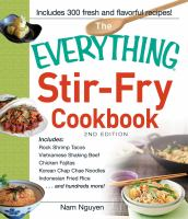 Cover image for The everything stir-fry cookbook