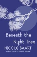 Cover image for Beneath the night tree