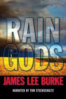 Cover image for Rain gods