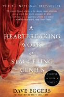 Cover image for A heartbreaking work of staggering genius