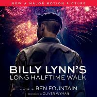 Cover image for Billy Lynn's long halftime walk