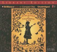 Cover image for The evolution of Calpurnia Tate