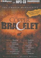 Cover image for The copper bracelet