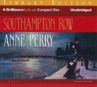 Cover image for Southampton Row