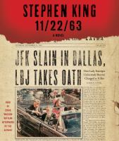 Cover image for 11/22/63