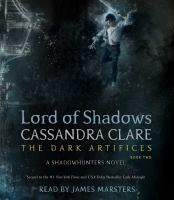Cover image for Lord of shadows