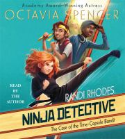 Cover image for The case of the time-capsule bandit