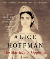 Cover image for The marriage of opposites