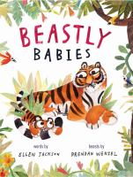 Cover image for Beastly babies