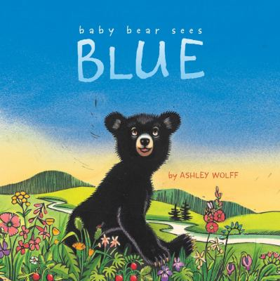 Cover image for Baby Bear sees blue