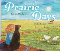 Cover image for Prairie days