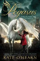 Cover image for Pegasus : the flame of Olympus